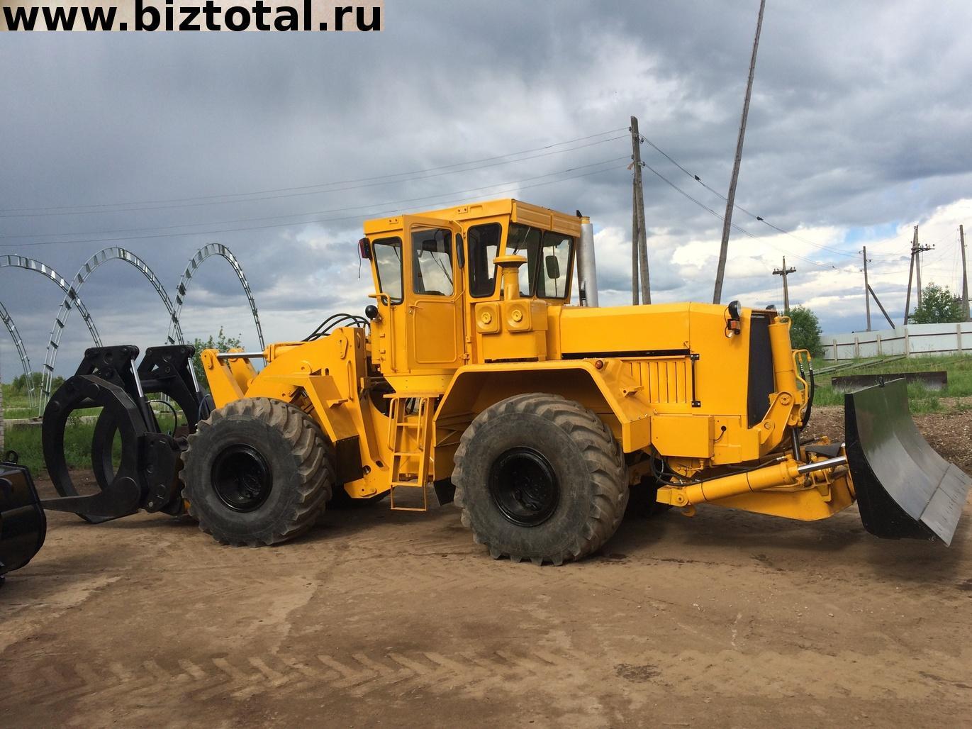 Трактор Кировец К-701 после капремонта