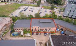 842 кв.м. помещения, 900 кв.м. земля, Ганибу Дамбис 40К, Саркандаугава, Рига, Латвия.