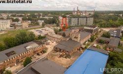 480 кв.м. помещения, 500 кв.м. земля, Ганибу дамбис 40К, Саркандаугава, Рига, Латвия