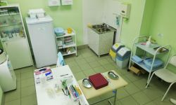 Лабораторное отделение по приему медицинских анализов