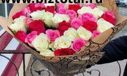 Магазин цветов на Менделеевской