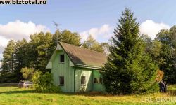 50 кв.м. дом, 19000 кв.м. земля, Яунбейтини, Илькене, Адажский край, Латвия.
