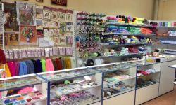 Магазин текстиля и швейной фурнитуры