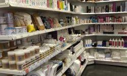 Магазин косметических товаров и парикмахерского инструмента