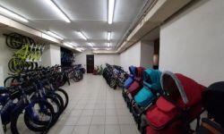 Розничный магазин детских товаров по продаже велосипедов