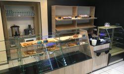 Новая пекарня и шаурма у сбербанка и магазина