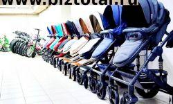 Торговля детскими колясками