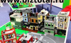 Детский LEGO-центр в Крокус сити
