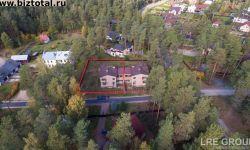 320 кв.м. дом, 931 кв.м. земля, Ул.Медику 2Д, Лангстини, Гаркалнский край, Латвия.