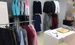 Магазин одежды и аксессуаров