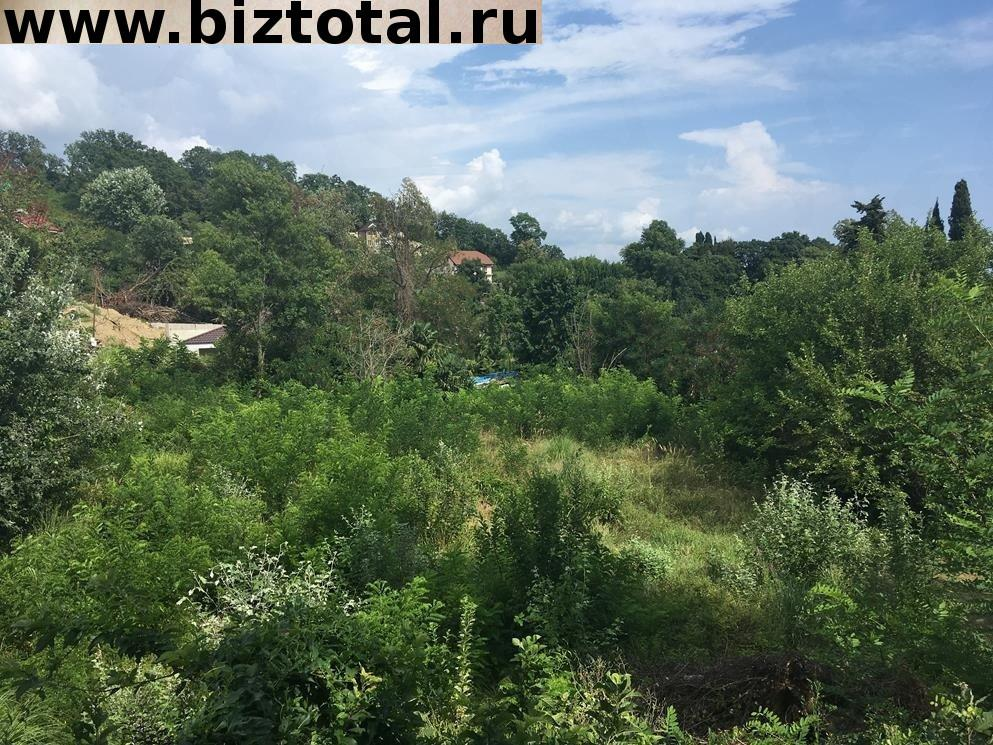 Продается земельный участок площадью 7 соток. Расположен в Хостинском районе, в зоне застройки коттеджного поселка