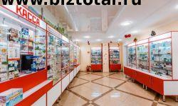 Аптека со всем необходимым оборудованием