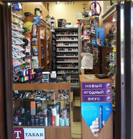 специализированный магазин табачных изделий в свао