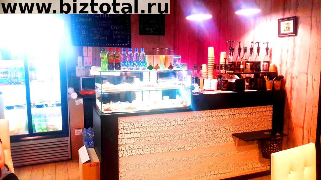 Кофейня в крупном бизнес центре