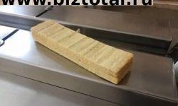 Линия по производству чипсов полосок Ш12-кфч