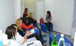 Зал для проведения семинаров/тренингов/презентаций + кабинет для процедур