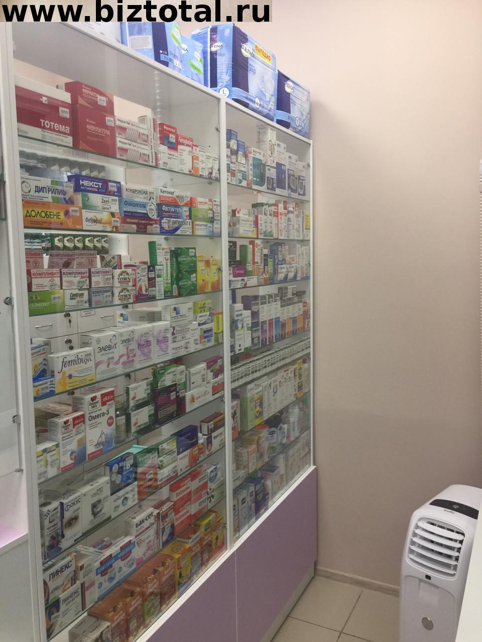 Аптека в плотном жилом массива