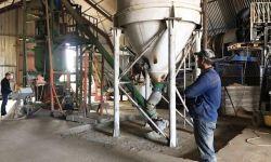 Оборудование для производства сухих смесей