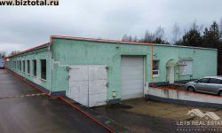 630 кв.м., производственные помещения – офис, Ул.Дзелзавас 131А, Пурвциемс, Рига, Латвия.