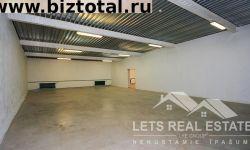190 кв.м., складские помещения, Ул.Дзелзавас 131А, Пурвциемс, Рига, Латвия.