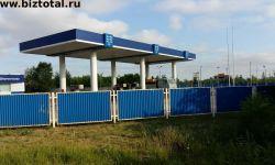Действующая АЗС аэропорт Шереметьево