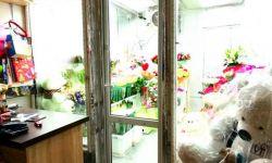 Цветочный магазин с отличной локацией