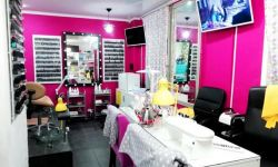 Салон красоты с красивым ремонтом
