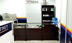 Магазин табак с кассовым оборудованием