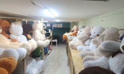 Магазин плюшевых медведей