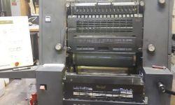 Продаю типографию печат. оборудование Heidelberg GTO 52-4