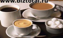 Сеть розничных магазинов чай&кофе