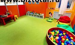 Детский сад с необходимым оборудованием