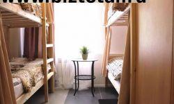 Уютный хостел вблизи метро