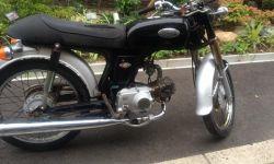Мотоцикл дорожный Honda CD50 Benly 50S рама CD50 гв 1998 Minibike