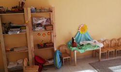 Детский центр с уютным интерьером