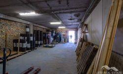 125.8 кв.м., складские помещение, Ганибу дамбис 36, Саркандаугава, Рига, Латвия.