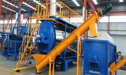 Оборудование для переработки боенских отходов, рыбных отходов, крови, перьев в кормовую муку и жир