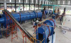 Оборудование для переработки помета птиц, навоза, пищевых отходов в гранулированное органическое удобрение