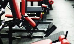 Действующий современный фитнес - клуб
