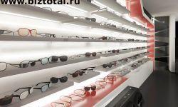 Сетевой магазин оптики у метро, прибыль от 80 тыс