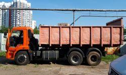 Транспортная компания (транспортирование отходов)
