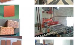 Продается завод по производству облицовочного кирпича и керамической брусчатки