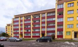4-х комнатная квартира, Ул.Карейвю 3, Бауска, Бауский край, Латвия.