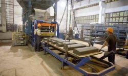 Крупное производство изделий из бетона