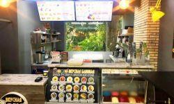 Кафе на фудкорте, 5 минут от метро