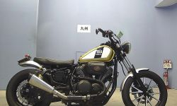 Мотоцикл ретро-круизер Yamaha BOLT 950 R тип круизер рама VN04J модификация R