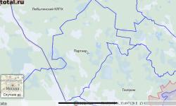 Охотугодия в Новгородской области