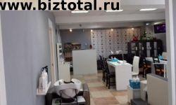 Работающий салон красоты в центре Москвы