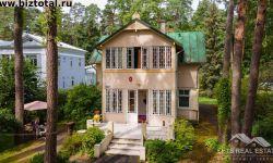 266 кв.м. дом, 1486 кв.м. земля, Булдуру проспект 63, Лиелупе, Юрмала, Латвия.