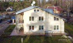 364 кв.м. дом, 2105 кв.м. земля, Ул.Смилшу 9, Гаркалне, Гаркалнский край, Латвия.